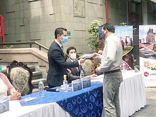 Concurso de fotografía para apoyar al turismo de Chimborazo. https://laprensa.com.ec