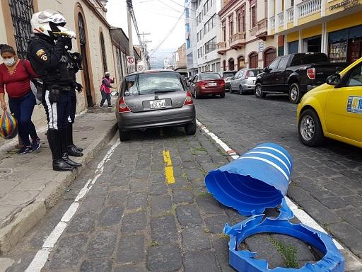 Seis choques en menos de 48 horas en Chimborazo https://laprensa.com.ec