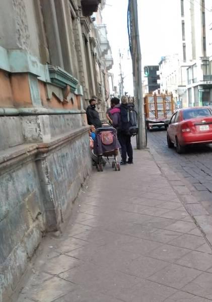 Incremento de mendicidad en las calles de Riobamba. https://laprensa.com.ec