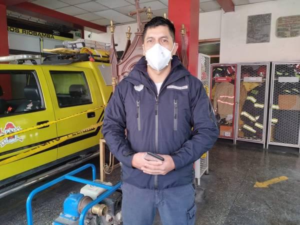 Incendio habría sido provocado por un ciudadano. httpS://laprensa.com.ec