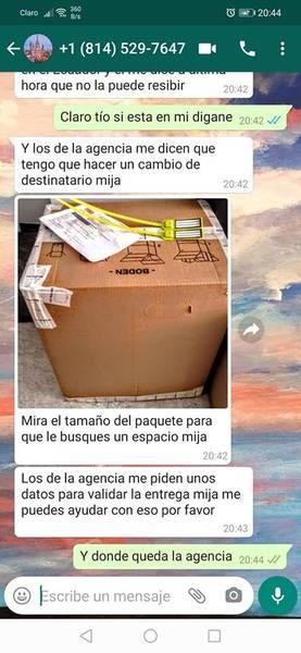 Desde la Policía Judicial de Chimborazo se ha alertado a la ciudadanía para que no caiga en estafas virtuales que se están realizando vía Whatsapp.