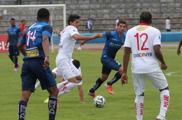 El Campeonato Ecuatoriano de Fútbol vuelve a los cinco meses. https://laprensa.com.ec