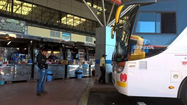 Transporte Interprovincial en espera de los informes técnicos. http://LAPRENSA.COM.EC