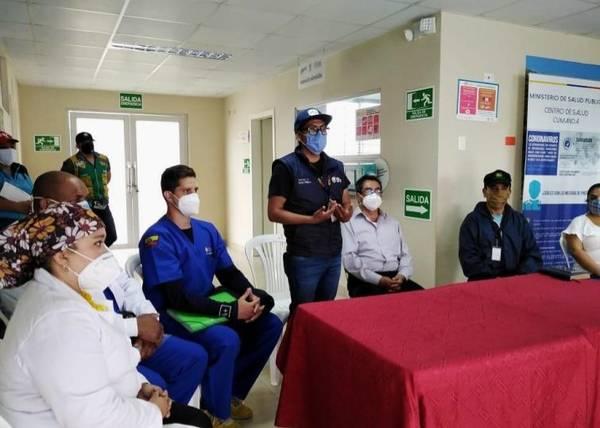 Piden médicos especialistas para Cumandá y Pallatanga. https://laprensa.com.ec