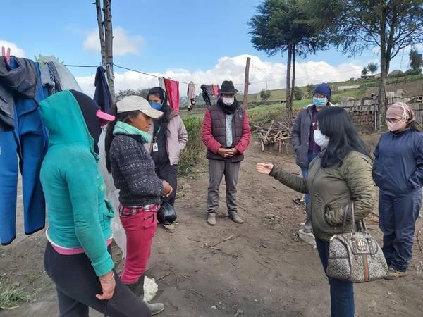 Convenio para erradicar la mendicidad en Chimborazo. https://laprensa.com.ec