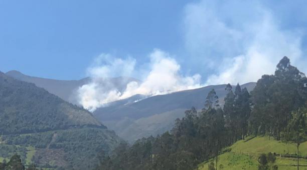 Duras sanciones para quienes provoquen incendios forestales. https://laprensa.com.ec