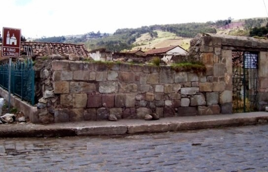 Ruinas de la Antigua Riobamba. https://laprensa.com.ec