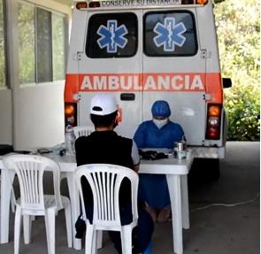 Atención de médicos especialistas en Pallatanga. https://laprensa.com.ec