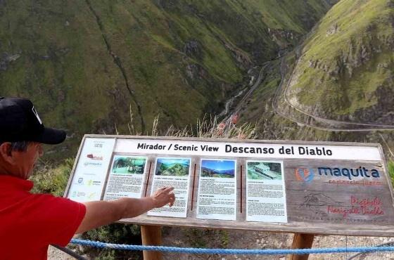 Turismo comunitario en Pistishí. https://laprensa.com.ec