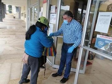 COE Cantonal mantedrá medidas en Pallatanga. https://laprensa.com.ec