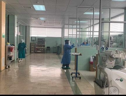 Hospital del IESS con mayor índice de muertes en julio y agosto. https://laprensa.com.ec