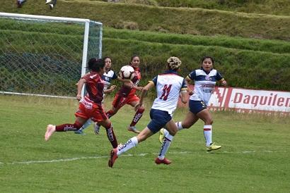 Olmedo arrancará jugando de visitante en la SuperLiga Femenina. https://laprensa.com.ec