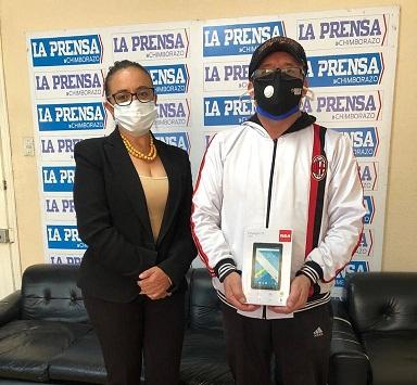 La innovación tiene su reconocimiento. https://laprensa.com.ec