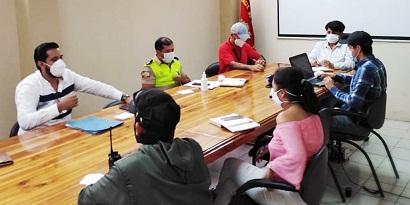 16 medidas en el cantón Cumandá. https://laprensa.com.ec