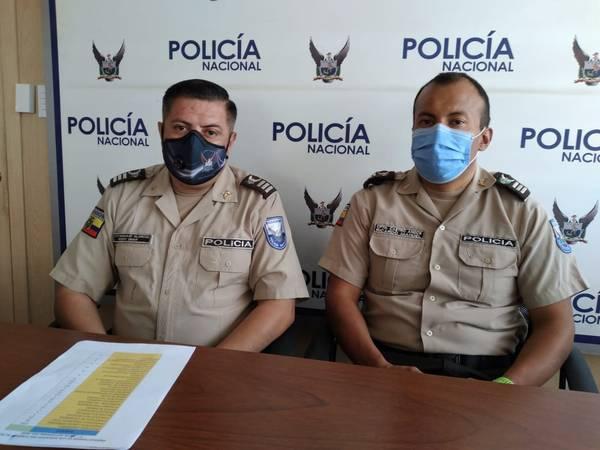 Policía Judicial recuperó vehículos robados. https://laprensa.com.ec