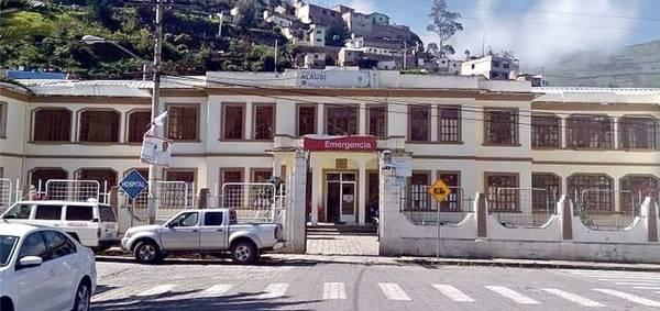 Alausí pide la construcción de un hospital en mejores condiciones. https://laprensa.com.ec
