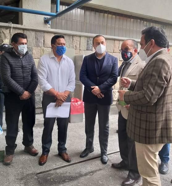 Alcaldes de Chimborazo piden competencias