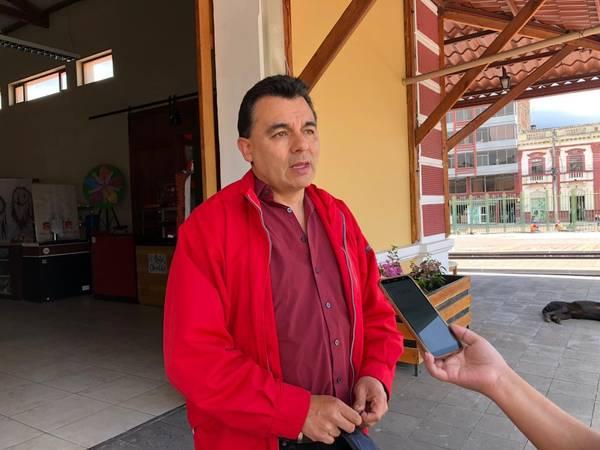 Ferrocarril en Chimborazo: Preocupación por el tren aumenta. https://laprensa.com.ec