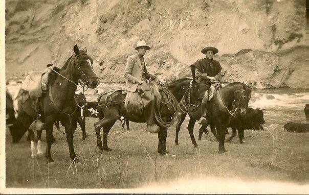 """Las primicias de Riobamba: En las haciendas eran los rodeos, verdaderos festejos, de ahí quedó la tradición del rodeo en la Quinta """"macají"""""""