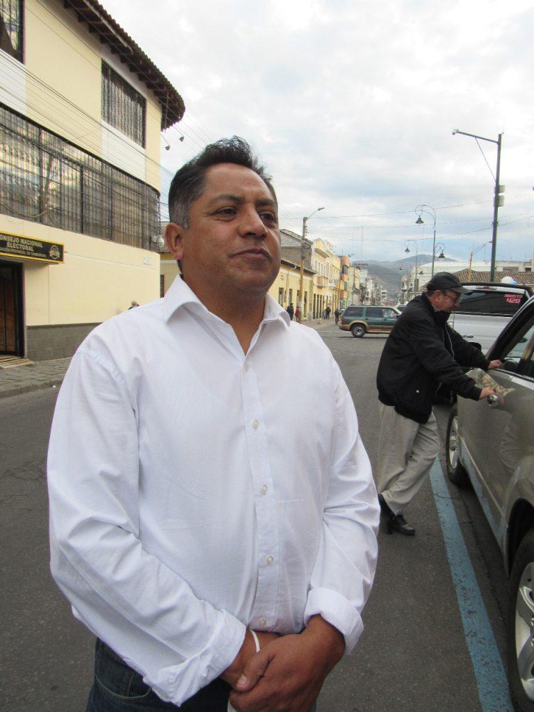 Personas Sentenciadas: Sancionar al que roba al pueblo, comenta Pedro Dávila. https://laprensa.com.ec