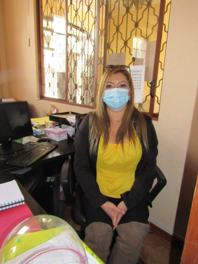 El Código Orgánico de la Salud va en defensa de la mujer, dijo María Fernanda Yaulema. https://laprensa.com.ec
