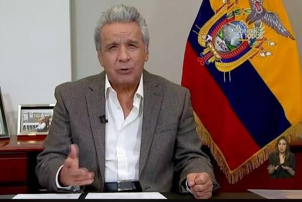 Lenín Moreno emite Reglamento para la Ley de Apoyo Humanitario. https://laprensa.com.ec