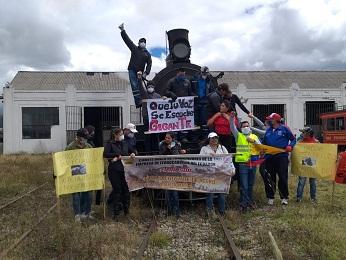 Ferrocarril Chimborazo: La locomotora silbó la última vez en mayo. https://laprensa.com.ec