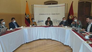 Ferrocarril Chimborazo: se fija hoja de ruta para el ferrocarril. https://laprensa.com.ec
