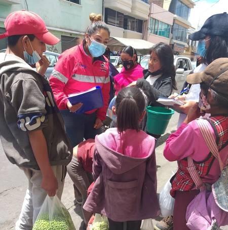 Sensibilización sobre labor infantil. https://laprensa.com.ec
