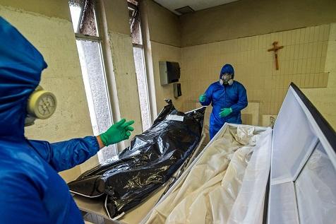 819 personas más fallecieron en 2020 en Chimborazo. https://laprensa.com.ec