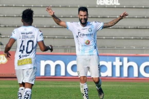 Olmedo vs Guayaquil City