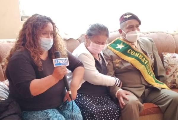Testimonios Riobamba: Reencuentro fue a los 60 años de separados. https://laprensa.com.ec