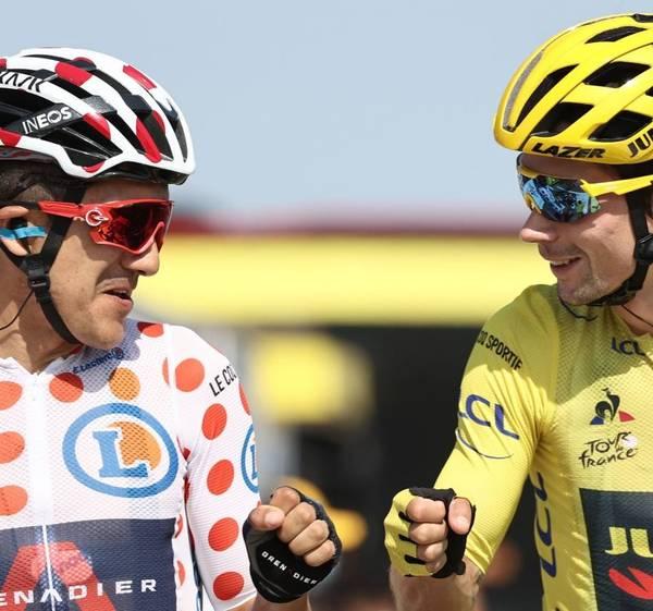 Vuelta a España-Richard Carapaz