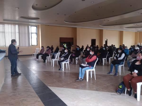 Municipio de Guano programas