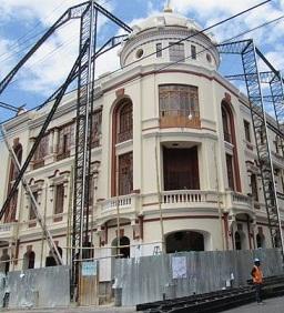 Teatro León Riobamba