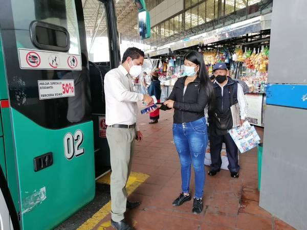 Transporte Feriado Chimborazo