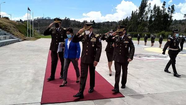 Policía Chimborazo