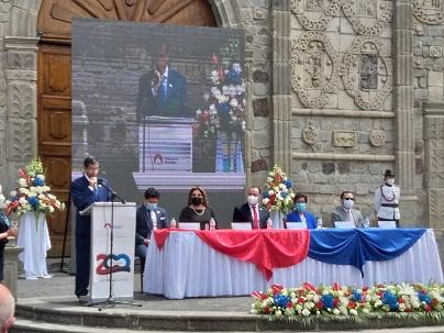 Bicentenario Riobamba