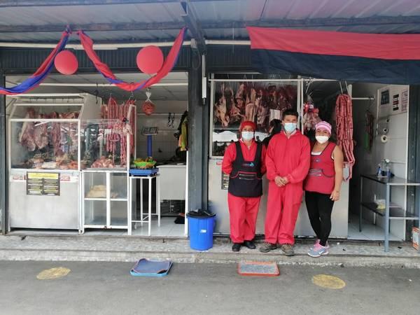 Mercado Mayorista Riobamba