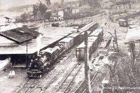 8 vagones del tren