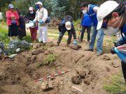 Restos arqueológicos Chimborazo