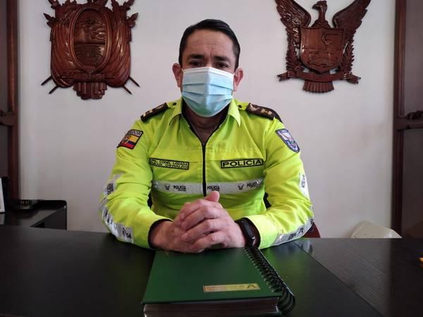 delito e inseguridad Chimborazo