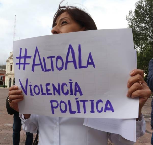 acoso político
