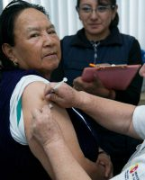 50 mil vacunas Ecuador