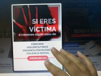 Violencia en casa