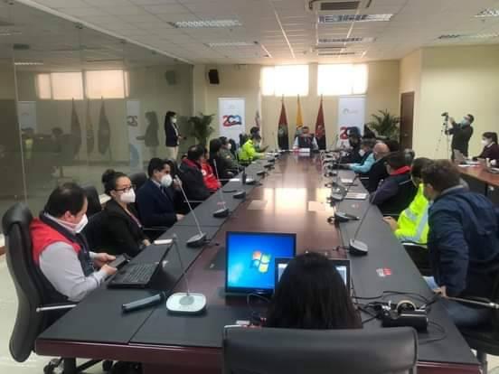 Gobiernos electrónicos Riobamba