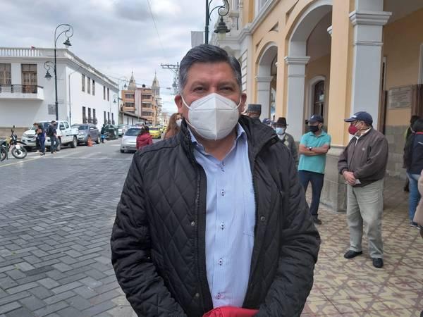 centro de revisión vehicular de Riobamba