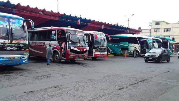 Horarios Transporte Chimborazo