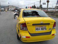 Siniestros de tránsito Riobamba