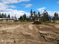 Área para proyecto de vivienda Guano